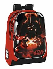 20 X Star Wars Official Licensed Padded Backpack Red and Black