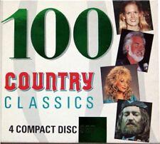 100 Country Classics - Coffret 4 CD