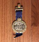 Rare+Bamberg+Altenburg+Embossed+Medal+Pin+Badge