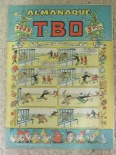 TBO Almanaque 1963