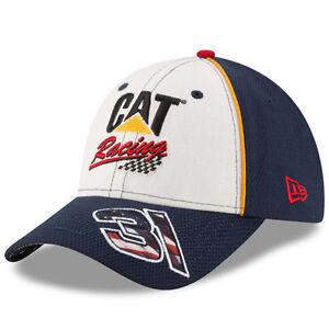 Ryan Newman New Era #31 Cat Racing American Salute Hat FREE SHIP!