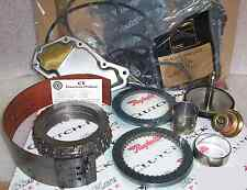 C4 Super Master Rebuild Kit With Raybestos Blue Plate Special Friction 1964-1969