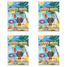 LA CHICA FRESITA -Coconut- Coco Car Air Freshener Deodorant Aromatizante 4pcs