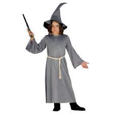 Procedura guidata parrucca e barba Merlino Gandalf Halloween Costume Accessorio Grigio bw909
