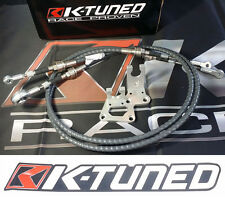 K-Tuned Race-Spec-Shifter Cables H/F Series and Bracket H22 JDM F20B