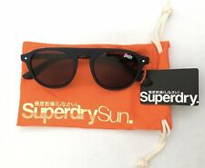 SUPERDRY SDS PALMSPRINGS c.106 SUNGLASSES + FREE GENUINE POUCH NEW WITH TAGS