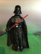 1997 Darth Vadar Hasbro Lucus Films Star Wars 12'' Figure Removable Helmet Hand