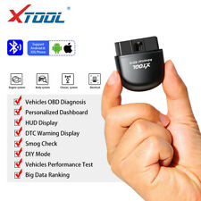 XTOOL AD10 Diagnostic Scanner Bluetooth ELM327 Code Reader With Android/IOS HUD