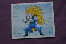 VIGNETTE STICKERS PANINI  DRAGONBALL Z TOEI ANIMATION N°123
