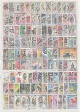 Congo  rare et important   lot  de  timbres oblitérés  poste PA et  blocs  TTB