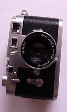 Minox Digital Camera  Leica M3