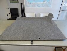 BMW Z3 96-02 TRUNK SPARE TIRE COVER CARPET CONVERTIBLE TYPE CHARCOAL