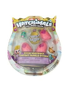 HATCHIMALS Colleggtibles, The Royal Hatch Multipack & Accessories New