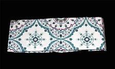 Cynthia Rowley New York CAMILLA Fancy Lace Medallion Shower Curtain NIP Nice
