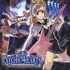 [CD] PSYCHIC HEARTS Original Sound Track NEW from Japan