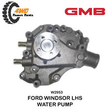 Ford Falcon XW XY Windsor 302 351 GMB Water Pump Alloy LHS Passenger Side W2953