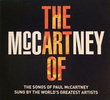 THE ART OF MCCARTNEY – V/A 2CDs (NEW/SEALED) Billy Joel Bob Dylan Paul Rogers