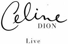CELINE DION : LIVE - CD PROMO SEALED