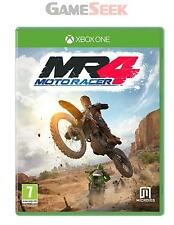 MOTORACER 4 - XBOX ONE BRAND NEW FREE DELIVERY
