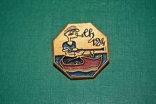 armée pucelle militaire Croiseur Chantier naval Marine Nationale Popeye insigne