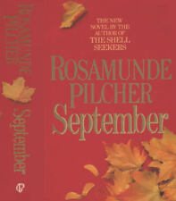 SEPTEMBER, Rosamunde Pilcher, 1990 HB Fiction, (0330318268)
