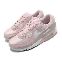 Nike Wmns Air Max 90 Barely Rose Pink White Women Casual Shoe Sneaker CZ6221-600