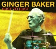 Ginger Baker - Dust to Dust [New CD]