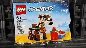 Lego Creator Reindeer #40434 New/Unopened