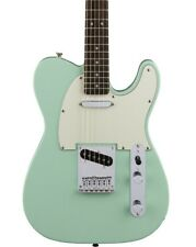 Fender Squier Limited Edition Bullet Telecaster Electric Guitar Sea Foam Green