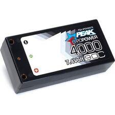 Peak Racing PEK00575 LI-PO Pro Shorty 4000mAh 90C 7.4V 2S