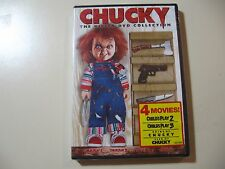 Chucky: The Killer DVD Collection (DVD, 2006, 2-Disc Set) Brand New & Sealed