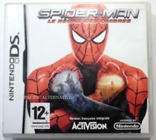 sans notice - jeu SPIDER-MAN LE REGNE DES OMBRES pour NINTENDO DS game spiel