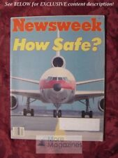 NEWSWEEK June Jun 11 1979 6/11/79 HOW SAFE ARE PLANES? Great BIRTHDAY gift!