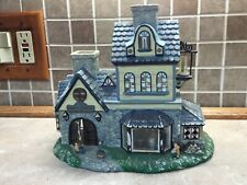Partylite Olde World Candle Shop Tealight House Retired P7315