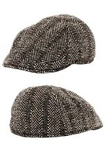 WIGENS Multi-Color Newsboy Wool Hat Size 59 - 7 3/8  NWOT