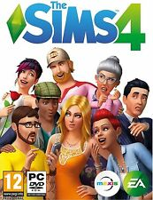 The Sims 4 (PC DVD) BRAND NEW (not download code) CHEAP