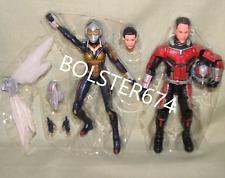 "ANT-MAN & THE WASP LOOSE Marvel Legends Avengers NO Cull Obsidian BAF 6"" Figure"