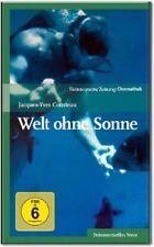 WELT OHNE SONNE - SZ-CINEMATHEK DOKUMENTARFILM Jacques-Yves Cousteau  DVD NEU