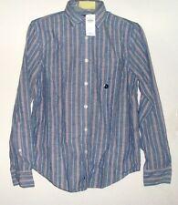Para hombres camisa de textura Abercrombie & Fitch Rústico pequeño CS078 BB 07