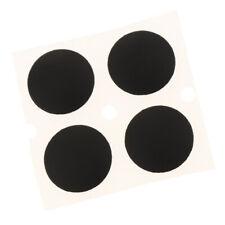 Pies de Goma de 4 Piezas, Pie de Plástico Inferior de Goma para Macbook Pro