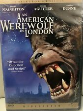 Dvd An American Werewolf In London Collectors Edition Widescreen New Sealed