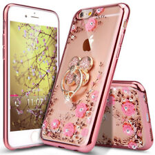 Fz67 Popular Diamond Bling Electroplating Clear TPU Silicone Shell Case Cover NS iPhone 4 4g 4s. Olny 1 Pcs Stylus.