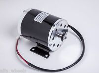 500W 36V DC electric brush ZY1020 motor f escooter ebike ekart DIY project