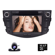 FOR TOYOTA RAV4 Car DVD Player GPS Navigation In-dash Stereo Radio System BT TV