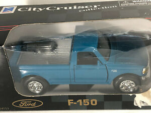 New Ray City Cruiser Ford 1990s Ford F-150 Pick Up Truck  1/32 Scale Die Cast