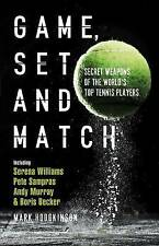NEW Game, Set and Match: Secret Weapons of the World's Top Tennis Players