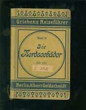 Griebens Die Nordseebäder 1915-1915