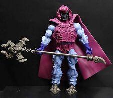 Intergalactic Skeletor ~ HE-MAN Masters of the Universe MOTUC figures Prototype