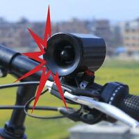 6 Sounds Elektronische Fahrradklingel Fahrrad Bell Glocke Horn Hupe Alarmsirene