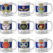 More details for personalised british navy mug submarines cup official military dad him gift his